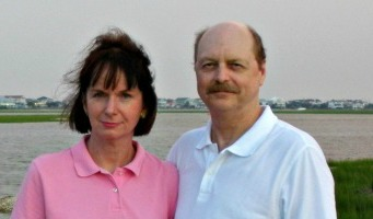 Gaye and Dan Christmus